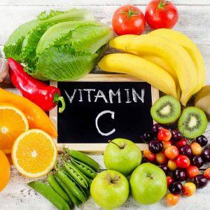 Vacker hy med aktiva ingredienser i hudvården